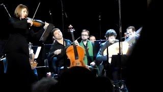 A. Vivaldi - Concerto For Violin And Cello, RV 547 - Nato Bregvadze & Davide Amadio (Live)