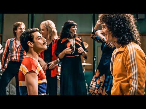 BOHEMIAN RHAPSODY - We Will Rock You Song Scene (2018) Movie Clip