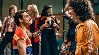 BOHEMIAN RHAPSODY   We Will Rock You Song Scene (2018) Movie Clip