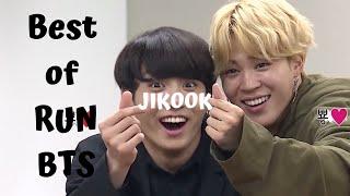 Best of RUN BTS Jimin & Jungkook (Jikook ver.)