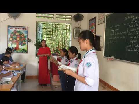 Video Hội giảng chào mừng Ngày Nhà giáo Việt Nam 20-11-2019 trường TH&THCS Thái Hưng, huyện Thái Thụy, tỉnh Thái Bình