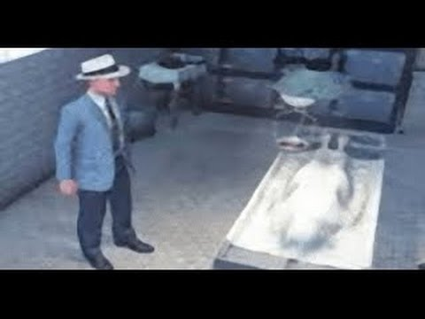 【閲覧注意】遺体安置所でガードマンが若い女性の遺体に発情してしまい、まさかの行動に・・・【驚愕】
