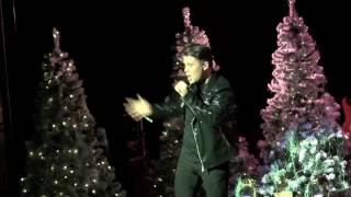 Joe McElderry - Last Christmas - Newcastle - November 2016