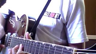 Sweet little sixteen Guitar the beatles