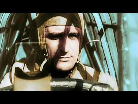 Вторая Мировая в цвете. Оборона Британии. 3 Часть --- The Defence Of Britain