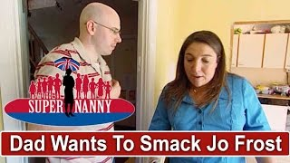 "Dad Wanted To ""Smack Jo In The Face"" After Using Naughty Step 