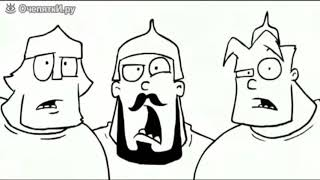 Три Богатыря и Черепашки ниндзя