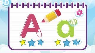 Learn To Trace Letters - Preschool For Kids Best App