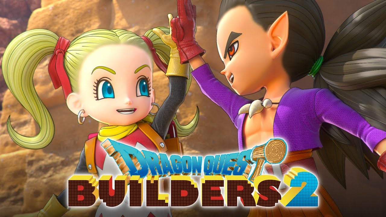 Video DRAGON QUEST BUILDERS 2 [PS4]