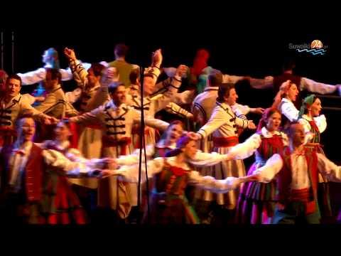 Zespół Mazowsze w Suwałkach. Kolorowy wir folkloru