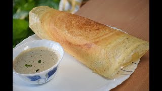 डोसा बनाने के सीक्रेट टिप्स Paper Dosa Recipe South Indian Dosa Recipe   Urad Dal and Rice Dosa