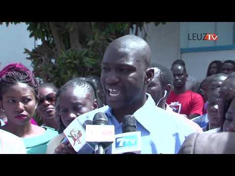 Point de presse des étudiants : «la mort de Fallou Séne est politisée»