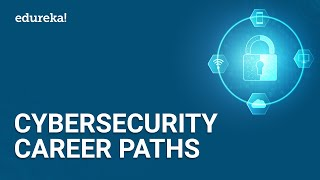 Cybersecurity Career Paths | Skills Required In Cybersecurity Career | Learn Cybersecurity | Edureka