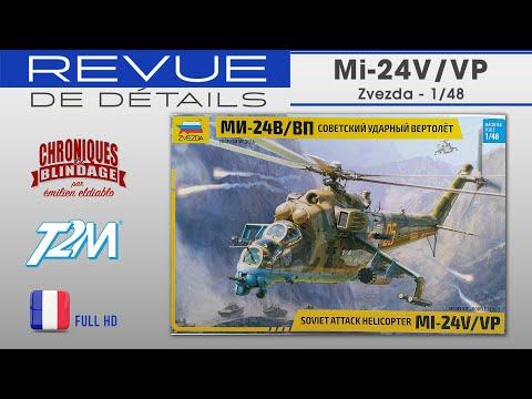 1//48 ZVEZDA 4823 Mil Mi-24V//VP