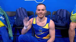REPLAY - 2019 European Games - Artistic Gymnastics All-around Finals