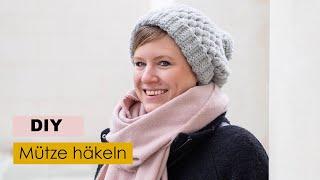 Große Mütze Mit Bommel Häkeln Verlosung Favorite Videos