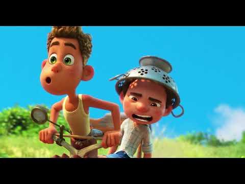 《路卡的夏天》前導預告 迪士尼皮克斯最新動畫電影