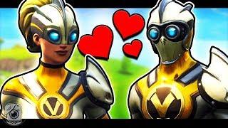 VENTURA FALLS IN LOVE! (A Fortnite Short Film)