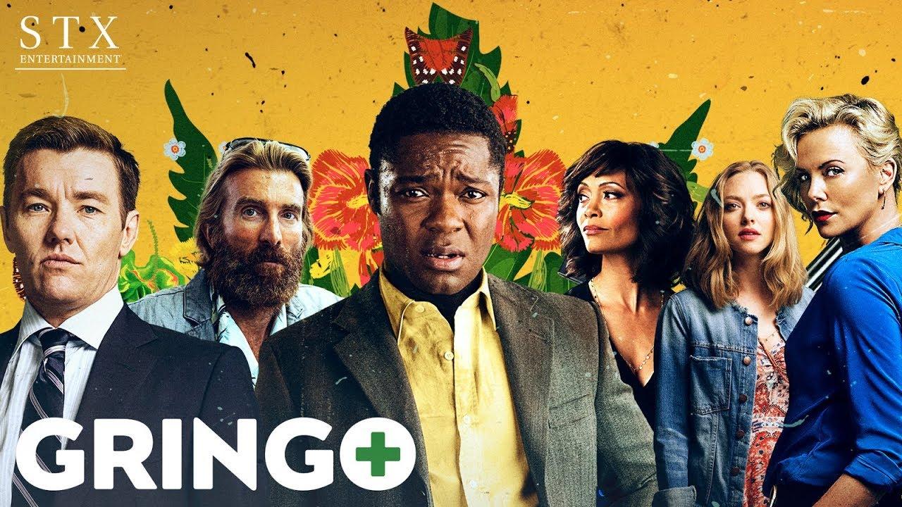Trailer för Gringo