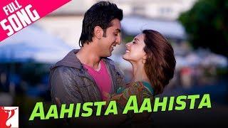 Aahista Aahista Song   Bachna Ae Haseeno   Ranbir Kapoor, Minissha Lamba   Lucky Ali, Shreya Ghoshal