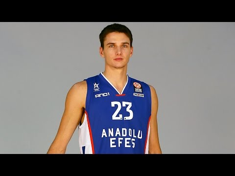 Play of the night: Matt Janning, Anadolu Efes Istanbul