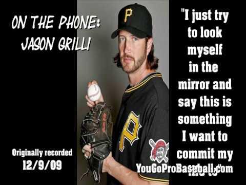 Jason Grilli Interview - 2013 MLB All Star ASG