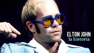 LA HISTORIA DE ELTON JOHN #ENCICLOPEDIAMUSICAL