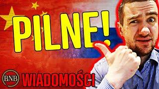 Zaczął się KONFLIKT! Rosja i Chiny ODMÓWIŁY współpracy | WIADOMOŚCI