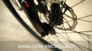 preview picture of video 'BH Nitro City 45Km/h'
