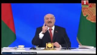 """Лукашенко сказал Путину """"Тебя этот Трамп посадит в 20ый вагон"""""""