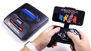 SEGA на iPhone X /// Mega Drive 30 лет