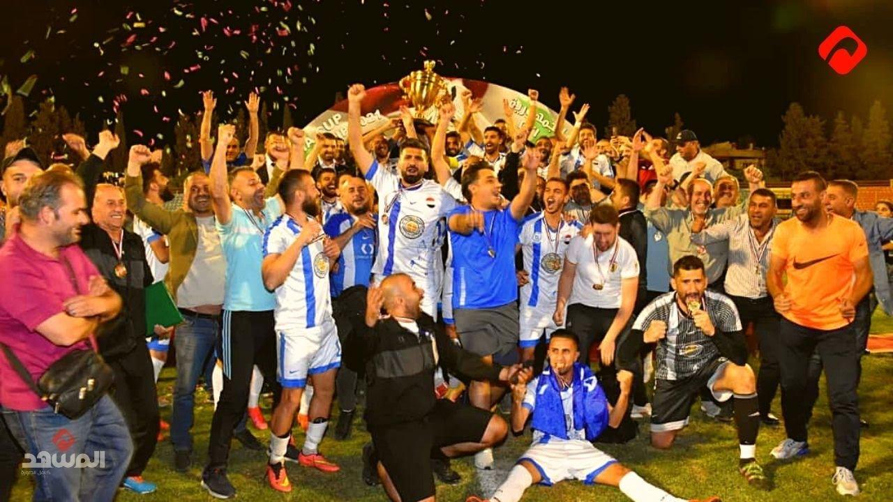 بعد غياب 21 سنة: لقب كأس الجمهورية يعود لجبلة