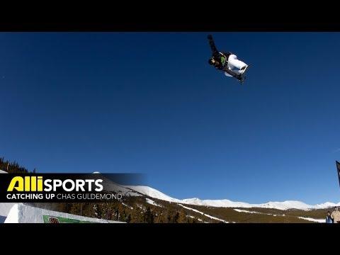 Chas Guldemond Snowboard Interview Alli Sports Catching Up