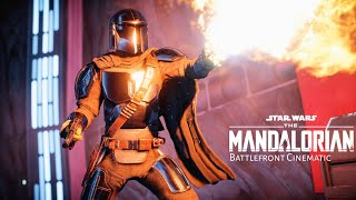 The Mandalorian  BATTLEFRONT II