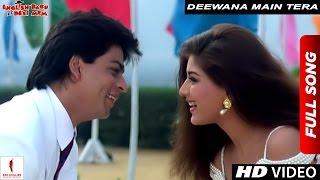 Deewana Main Tera Deewana | Kumar Sanu, Alka Yagnik