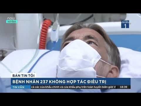 Bệnh nhân số 237 không hợp tác điều trị
