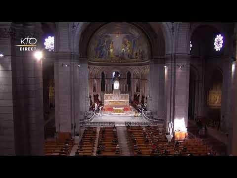 Prière du Milieu du jour du 20 février 2021 des Bénédictines du Sacré-coeur de Montmartre