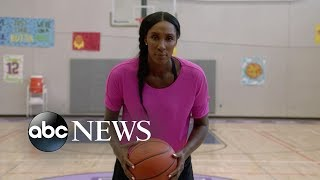 WNBA All-Star Lisa Leslie guest stars in ABC