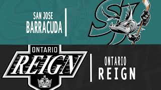 Barracuda vs. Reign | Apr. 25, 2021