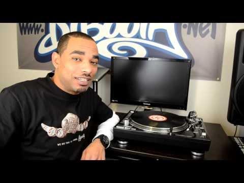 Reloop RP-8000 Professional Hybrid MIDI DJ Vinyl Turntable HD-Video Review