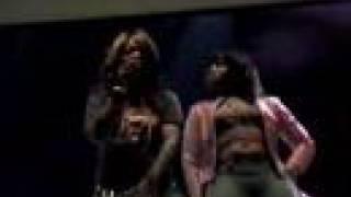Toyy and Ebony Eyez Live at The Pageant