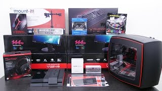 $3500 Ultimate Gaming Setup | Time Lapse Build