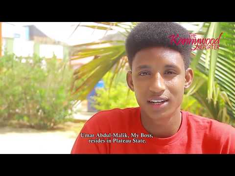 INTERVIEW WITH JIBRIL CLASSIC YOUNG SWAG  [THE KANNYWOOD REPORTER]