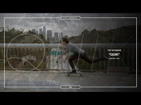 Berrics Top 50: 6   Austyn Gillette - Quik