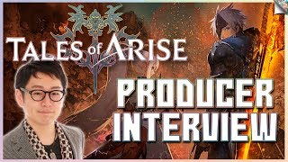 New Tales of Arise Details: Art, Direction, Characters, Title | Yusuke Tomizawa Famitsu Interview