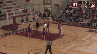 4A North Regional Championship: Lady Goblins vs Berryville