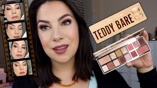 HIT OR MISS? Too Faced Teddy Bare Palette... Review, How-To, Comparisons by Beauty Broadcast