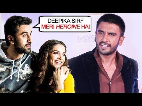 Not Ranveer Singh, Deepika Padukone Signs A Film W