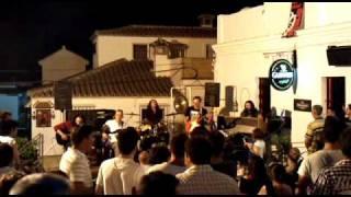 preview picture of video 'Zaguan - Tributo a Triana - En el Lago - Taberna Red House - Espera'