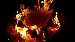 Burning CMJH Planners